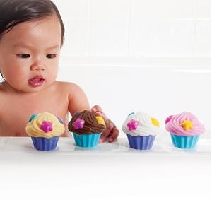 Εικόνα της Munchkin Παιδικό παιχνίδι μπάνιου Cupcakes