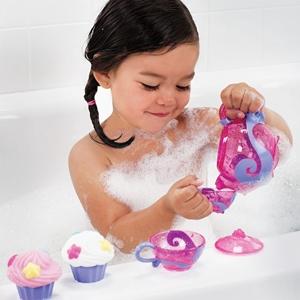 Picture of Munchkin Σετ Τσαγιού Με Μπουγελόφατσες Για Το Παιδικό Μπάνιο