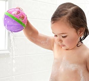 Εικόνα της Munchkin Πολύχρωμη Μπάλα Για Το Παιδικό Μπάνιο