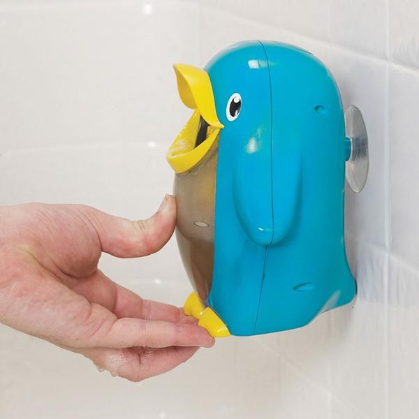 Picture of Munchkin Παιχνίδι Πιγκουίνος Που Πετά Φυσαλίδες Για Το Παιδικό Μπάνιο