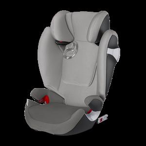 Εικόνα της Cybex Παιδικό Κάθισμα Solution M-Fix, 15-36 kg. Manhattan Grey