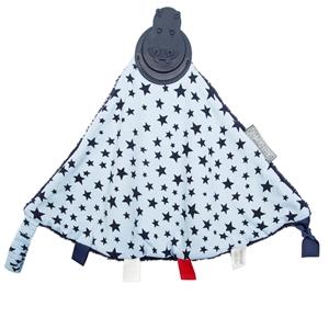 Εικόνα της Cheeky Chompers Νάνι και Μασητικό Μπλε με Αστέρια