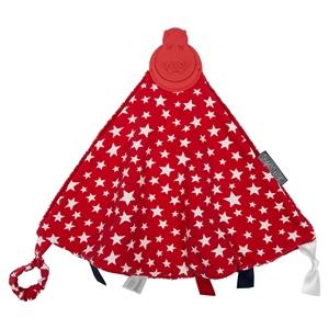 Εικόνα της Cheeky Chompers Νάνι και Μασητικό Κόκκινο με Αστέρια