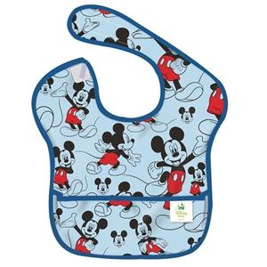 Εικόνα της Disney Αδιάβροχη Σαλιάρα Mickey by Bumkins
