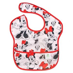 Εικόνα της Disney Αδιάβροχη Σαλιάρα Minnie by Bumkins