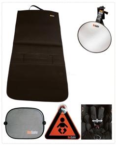 Εικόνα της BeSafe πακέτο αξεσουάρ rear facing