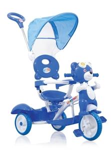 Εικόνα της Kiddo Ποδηλατάκι Pilot Bear Blue