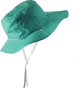 Εικόνα της KiETLa Καπέλo 2 όψεων με UV προστασία Green Mood