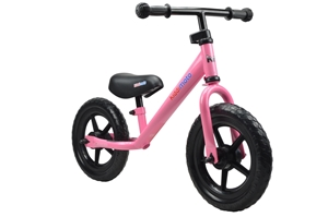 Εικόνα της KiddiMoto Ποδήλατο Ισορροπίας Super Junior Pink