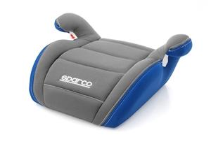 Εικόνα της Sparco Κάθισμα Αυτοκινήτου Booster Grey Blue