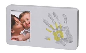 Εικόνα της Baby Art Duo Paint Print Frame