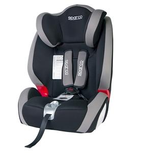 Εικόνα της Sparco Παιδικό κάθισμα αυτοκινήτου 9-36 kg. F1000K Grey