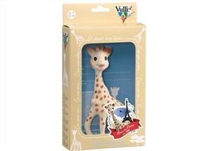 Εικόνα της Σόφι η καμηλοπάρδαλη σε κουτί δώρου