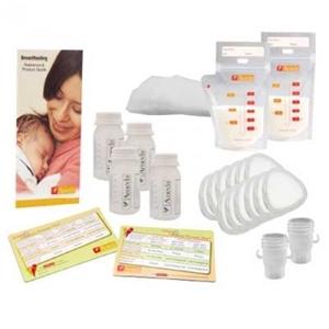 Εικόνα της Ameda Σετ Αξεσουάρ Θηλασμού (Accessory Kit)