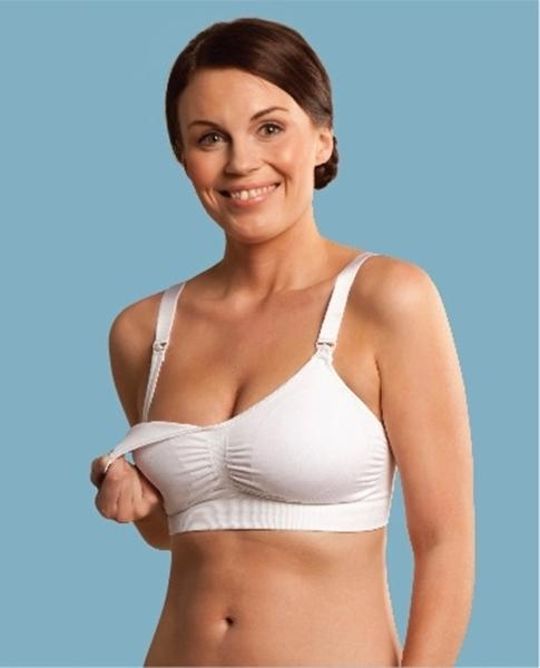 Picture of Carriwell Σουτιέν Θηλασμού Χωρίς ραφές με ενίσχυση