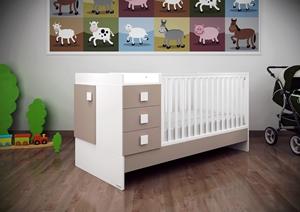Εικόνα της CasaBaby Παιδικό Κρεβάτι Combinato