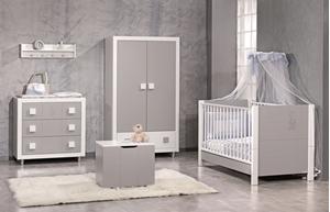 Εικόνα της CasaBaby Παιδικό Κρεβάτι Prestige Swarovski