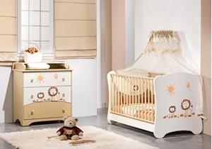 Εικόνα της CasaBaby Παιδικό Κρεβάτι Lion