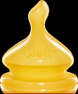 Εικόνα της NUK FIRST CHOICE Θηλή καουτσούκ κατά των κολικών