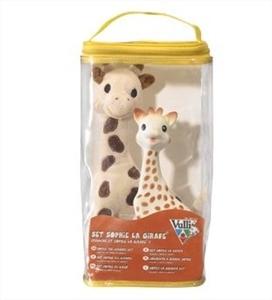Εικόνα της Sophie the Giraffe Σετ Σόφι η καμηλοπάρδαλη, λούτρινο και μασητικό