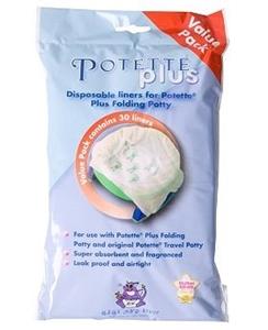 Picture of Ανταλλακτικές Απορροφητικές Σακούλες Potette Plus 10 τεμ.