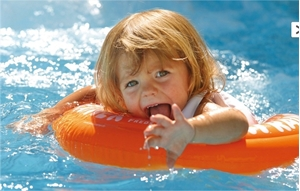 Picture of Σωσίβιο SwimTrainer Orange (2-6 ετών)