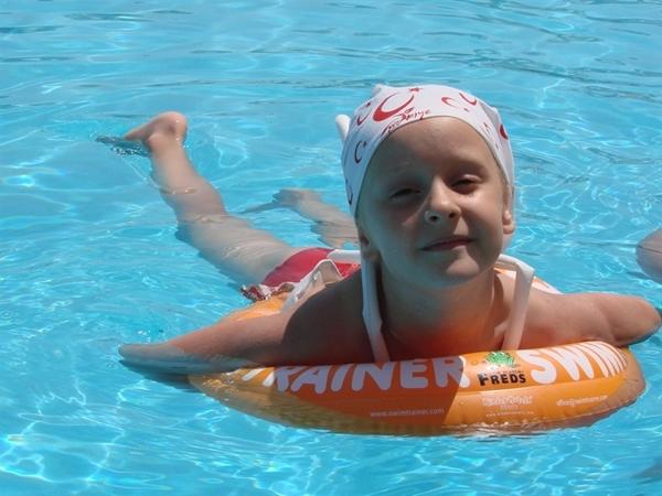Picture of Σωσίβιο SwimTrainer Orange (2-6 ετών)
