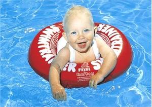 Εικόνα της Σωσίβιο SwimTrainer Red (0-4 ετών)