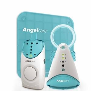 Εικόνα της Angelcare Συσκευή Ανίχνευσης Αναπνοής & Ενδοεπικοινωνία AC601