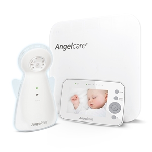 Εικόνα της Angelcare Συσκευή Ανίχνευσης Αναπνοής & Ενδοεπικοινωνία με Κάμερα AC1300