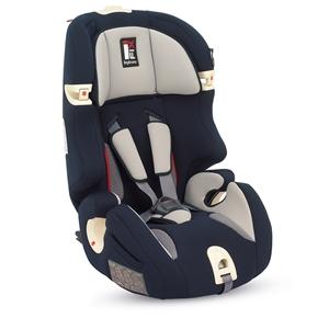 Inglesina Κάθισμα Αυτοκινήτου Prime Miglia I-Fix 1/2/3 Blue