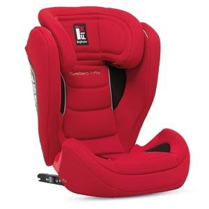 Inglesina Κάθισμα Αυτοκινήτου Galileo I-Fix 2/3 Red