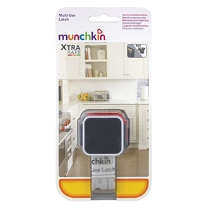 Munchkin ασφάλειες γενικής χρήσης XtraGuard™ Dual Lock σετ των 2