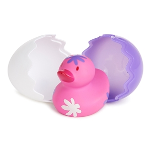 Munchkin Hatch Bath Toy Παιχνίδι Μπάνιου Μωβ-Ροζ