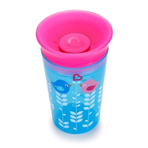 Munchkin Κύπελο Miracle 360° Deco Sippy Cup Blue Bird 266ml.