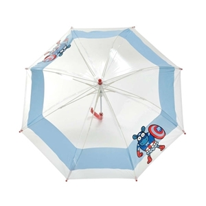 Kukuxumusu Ομπρέλα Μπαστούνι Παιδική Captain America