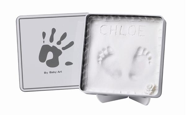Baby Art Magic Box White and Grey
