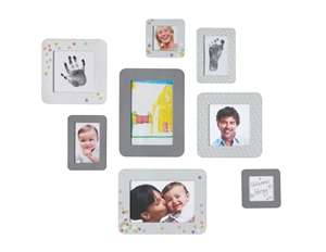 Baby Art Αυτοκόλλητες Κορνίζες Sticker Frames