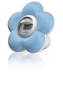 AVENT Ψηφιακό Θερμόμετρο Μπάνιου και Δωματίου Σιέλ