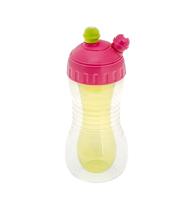 Brother Max Παιδικό Παγούρι Θερμός 2-Drinks Cooler Sports Ροζ