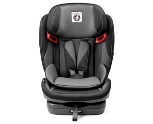 Εικόνα της Peg Perego Παιδικό Κάθισμα Αυτοκινήτου Viaggio 1-2-3 VIA 9-36kg.  Crystal Black