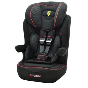 Εικόνα της Ferrari Παιδικό Κάθισμα Αυτοκινήτου I-Max SP 9-36kg. Black