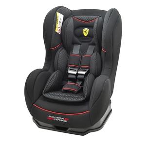 Εικόνα της Ferrari Κάθισμα Αυτοκινήτου Cosmo Sp 0-18kg. Black