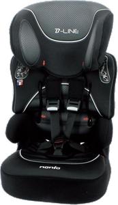 Εικόνα της Nania Παιδικό Κάθισμα Αυτοκινήτου Beline SP BLACK 9-36 kg.