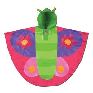 Εικόνα της Stephen Joseph Αδιαβροχο Poncho Butterfly