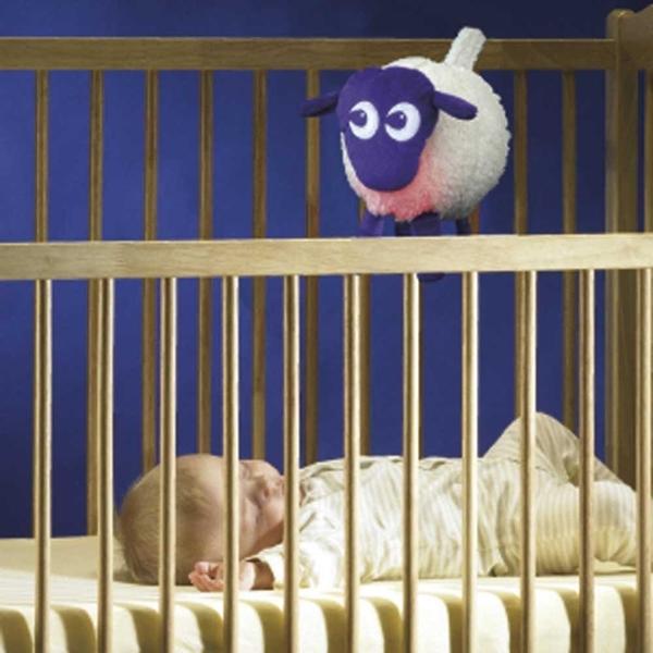 Picture of  Ewan το ονειροπροβατάκι - Συσκευή Λευκών Ήχων, Purple