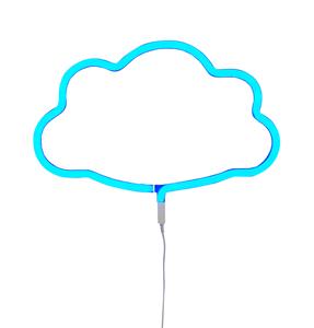 Εικόνα της Νέον Φωτεινό Κρεμαστό Μπλε Σύννεφο