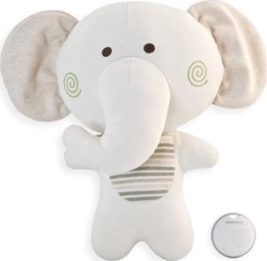 Εικόνα της MiniLand Λούτρινο ελεφαντάκι Be my Buddy με συσκευή αναπαραγωγής ήχου