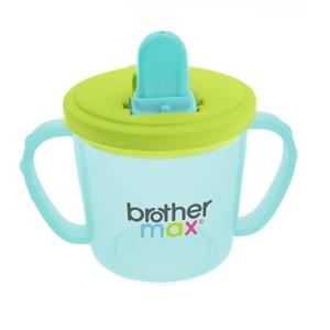 Εικόνα της Brother Max Εκπαιδευτικό Ποτηράκι Flip & Go Cup Blue