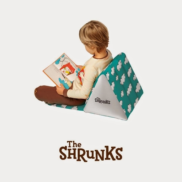 Picture of The Shrunks Φουσκωτό Μαξιλάρι - Chill Out